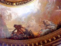 ceiling of the Opera Garnier 2 (Gauis Caecilius) Tags: paris france operahouse operagarnier palaisgarnier