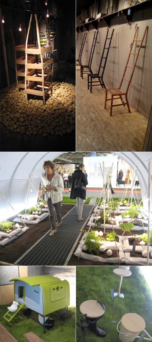 Maison&Objets septembre 2008, Tendance Farmlife