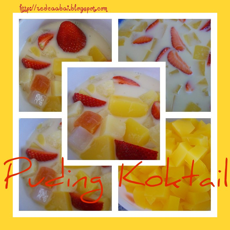 puding koktail bs