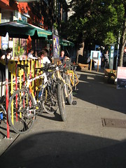 Belltown: Bikes and Dining