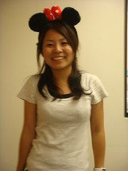 喜歡學中文的Aya (杉本彩)