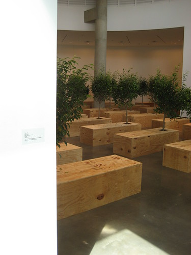 """""""Ex It"""" by Yoko Ono at American University Museum 9/13/08 - 4 by you."""