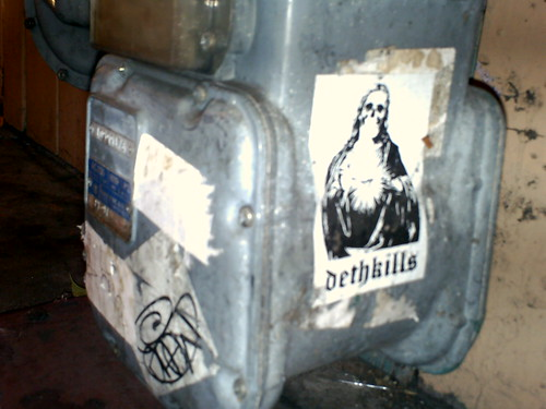 Dethkills Sticker
