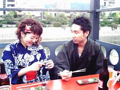 IMAG8746 (s2ki) Tags: kyoto yukata pontocho
