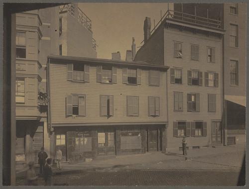 Paul Revere House, Boston, 1898