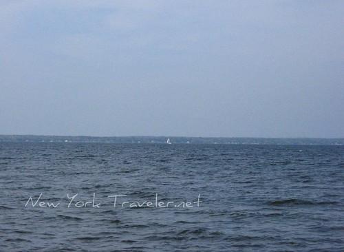 Across the Lake Oneida