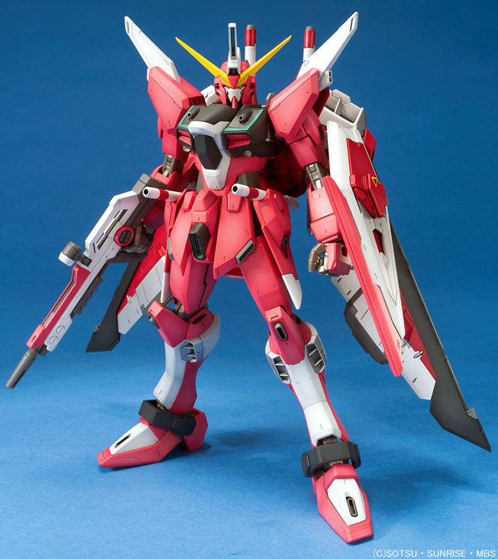 MG Infinite Justice  a...