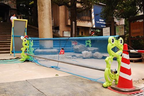 Cute barriers ^o^;