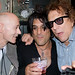Chinwag: BP Fallon & Steve Conte & Mick Rock