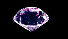 Animated Gems - www.royaltyfreestockvideofootage.com (tillasmax) Tags: pink light shadow money black stone diamonds dark table cut crown regal gem jewel emeralds facet rubies saphires