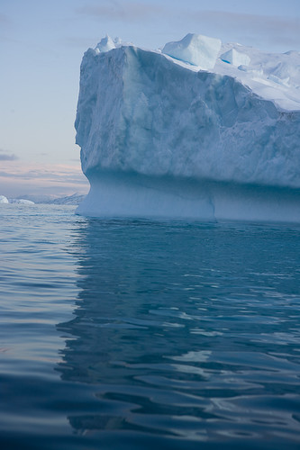 Iceberg. Photo: Nathan Gallagher