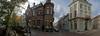 Panorama Nieuwe Gracht, Utrecht (detail) (lambertwm) Tags: city panorama netherlands dutch utrecht cityscape nederland photomerge 2008 centrum viewcount nieuwegracht stadsgezicht lwmfav