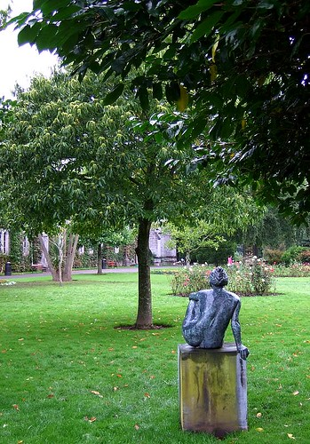 University College Cork grounds