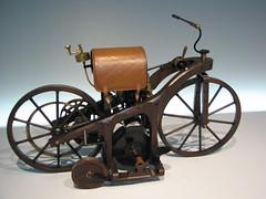 1885 - Daimler Reitwagen