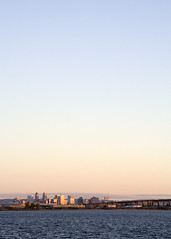 Newark Bay at Sunrise (Valerie Craig (Val Ann)) Tags: city sunrise newjersey essexcounty nj newark bayonne gardenstate valann newarkbay mg2241 cascianoturnpikeextensionbridge valann422