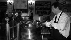 Palermo - Schietta o Maritata? (Kalsa (m.a.mondini)) Tags: leica blackandwhite italy food europa europe italia sicily digitalbw focaccia cibo sicilia kalsa blackwhitephotos friggitoria leicadlux3 mariaadelaidemondini mamondini
