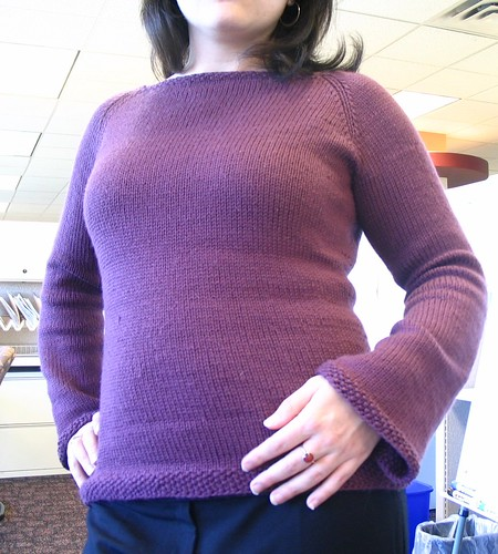 Hourglass Sweater
