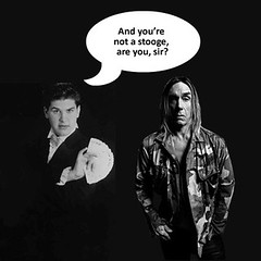 Why Magicians Don't Work With Iggy Pop
