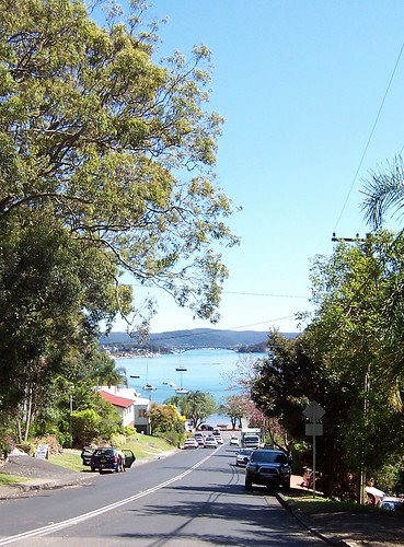 Bustling Downtown Hardys Bay