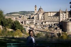 sono ad Urbino ma dai