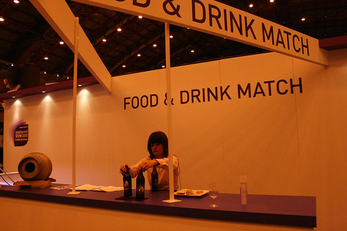 Food and drink matching