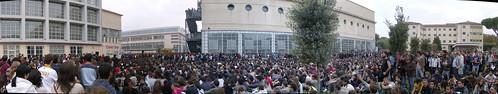 Panoramica Assemblea di Ateneo in Marzotto [ridotta]