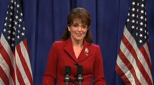 SNL: Tina Fey as Sarah Palin