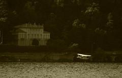 Como (CarloAlessioCozzolino) Tags: lake como lago villa lombardia soe seaplane idrovolante mywinners shieldofexcellence