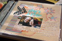 Layout made by Ania