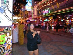 (philipjbigg) Tags: ladies thailand women asia streetphotography nightlife prostitutes ladyboys