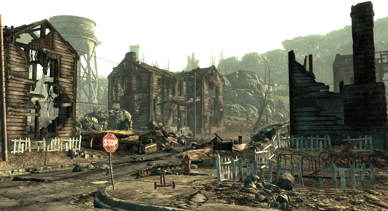 Fallout 3 RELOADED preview 0