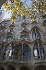 Faade of all faades (bjornkri) Tags: barcelona casabatll