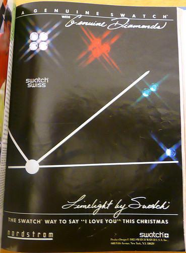 Limelight by Swatch November 1985 by LauraMoncur from Flickr