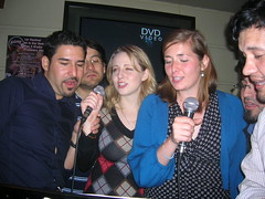 One night on the Playback (Infozeus) Tags: karaoke playback norteamericano corfo