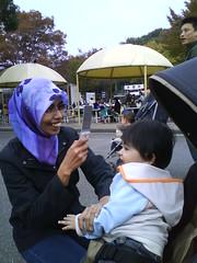 Qmal and mama