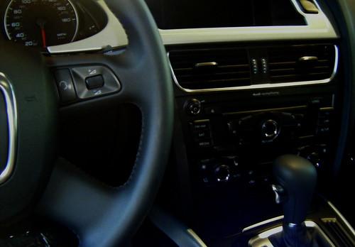 Audi A4 2009 Interior. 2009 Audi A4 Interior