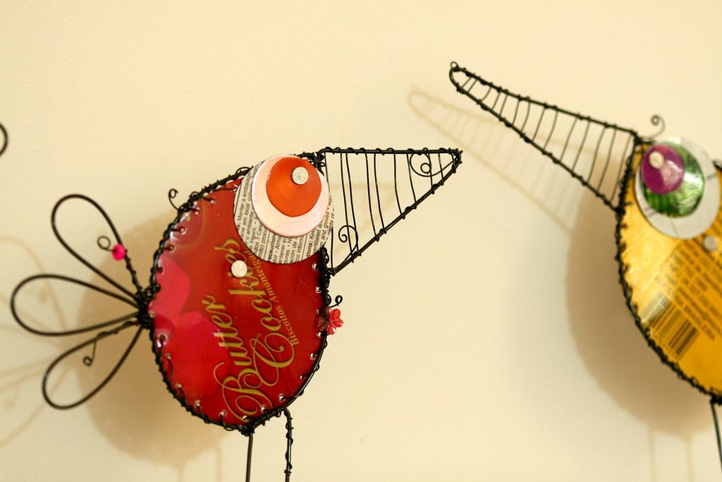 pássaros Ana Moraes