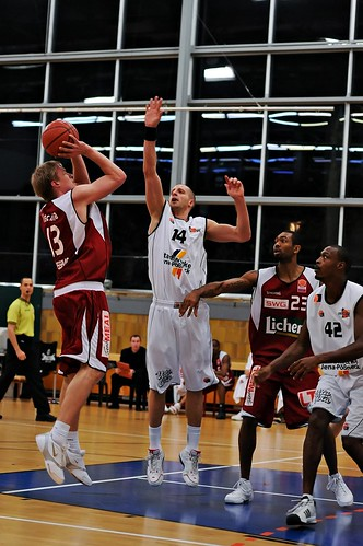 BBL-Pokal Science City Jena vs. LTi Gießen 46er
