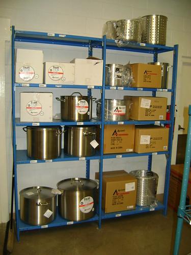 Stockpots Gilbert's Restaurant Equipment & Supplies