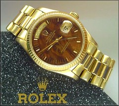 Rolex Day-Date 1803/8 (char1iej) Tags: brown gold nikon watches cyclops timepiece crown wristwatch date chronometer rolex 18k 1803 e5700 oysterperpetual daydate swissmade twinlock acryliccrystal rolexwatch 18038 rolexpresident charliej wooddial flutedbezel mahoganydial