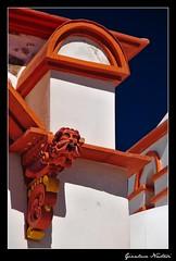 San Benito Corner Gargoyle (digitalexile) Tags: colors nikon bolivia gargoyle colori sudamerica potos d300 potosi bestofpotosi