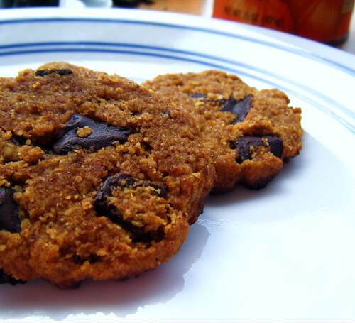 Healthy-Pumpkin-Chip-Cookies