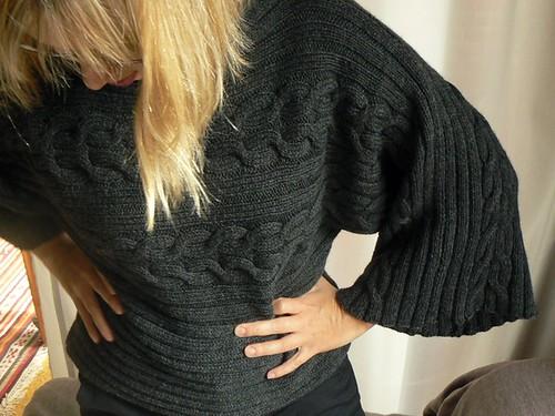 kimono  sweater