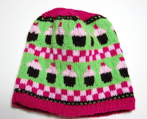 Cupcake Hat 02