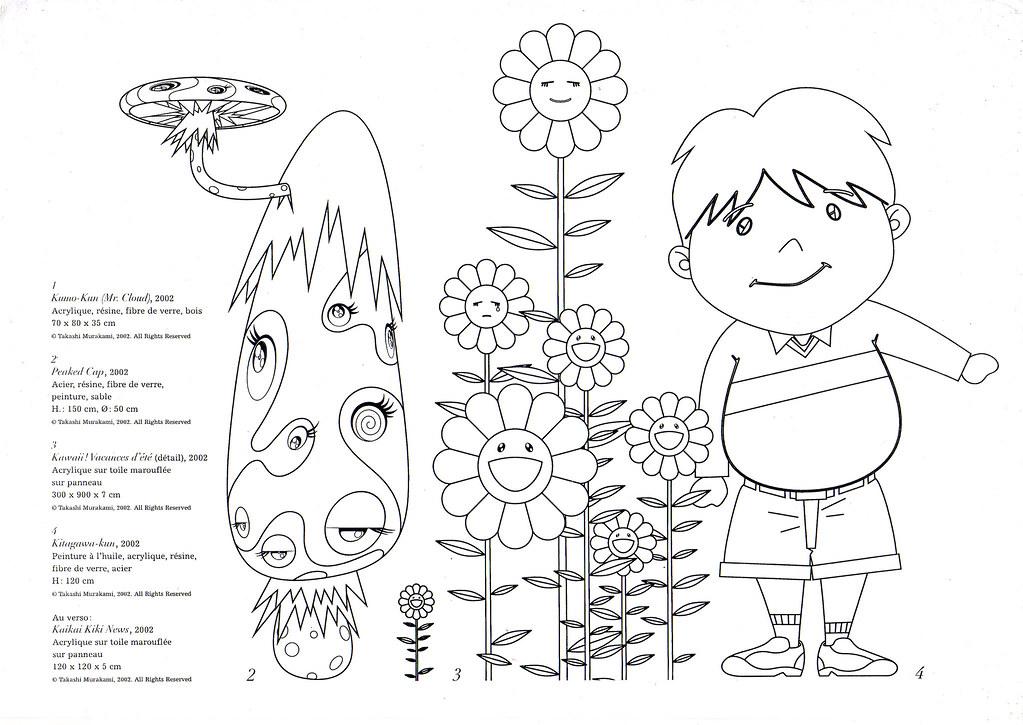[Peinture, sculpture, vidéo...] Takashi Murakami - Page 2 3034733954_698821b758_b