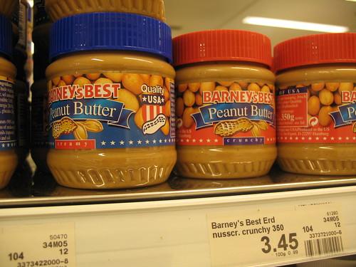 IMG_5917 - Brienz - Peanut butter!