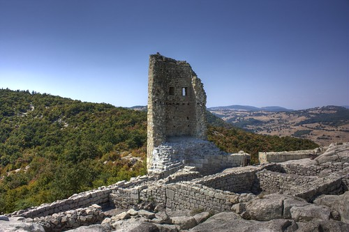 The Tower of Perperikon