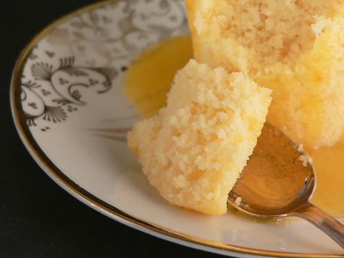 Joghurt-Orangenblüten-Kuchen