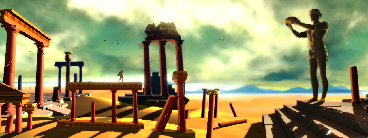 Icarian: Kindred Spirits – Coming to WiiWare