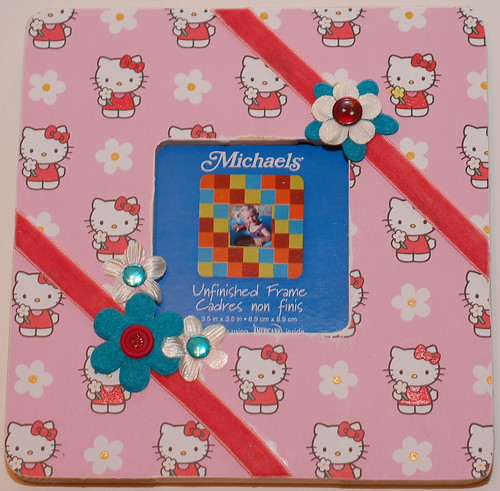 Hello Kitty Frame